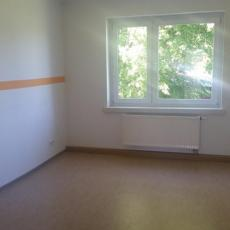 Kleine 3 Raumwohnung mit Balkon