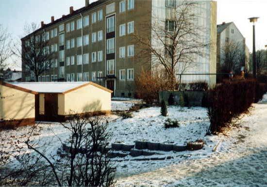 Geschichte der Wohnungsgenossenschaft Dürrröhrsdorf-Dittersbach eG
